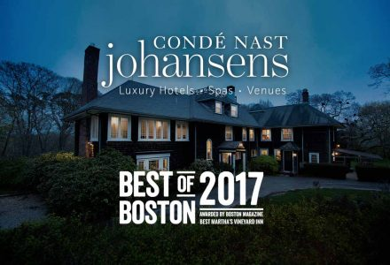 Best of Boston 2017 / Conde Naste Johansens