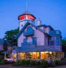 Front of Oak Bluffs Inn