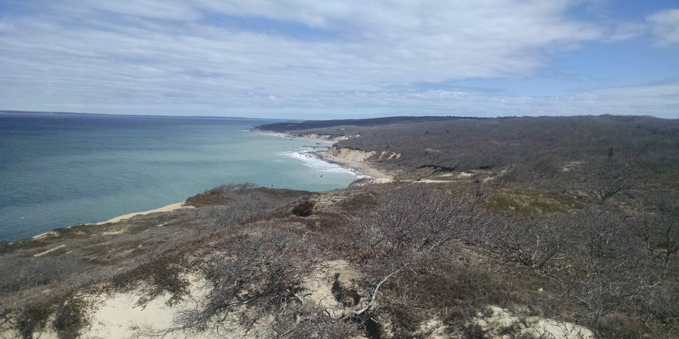 Martha's Vineyard Hiking