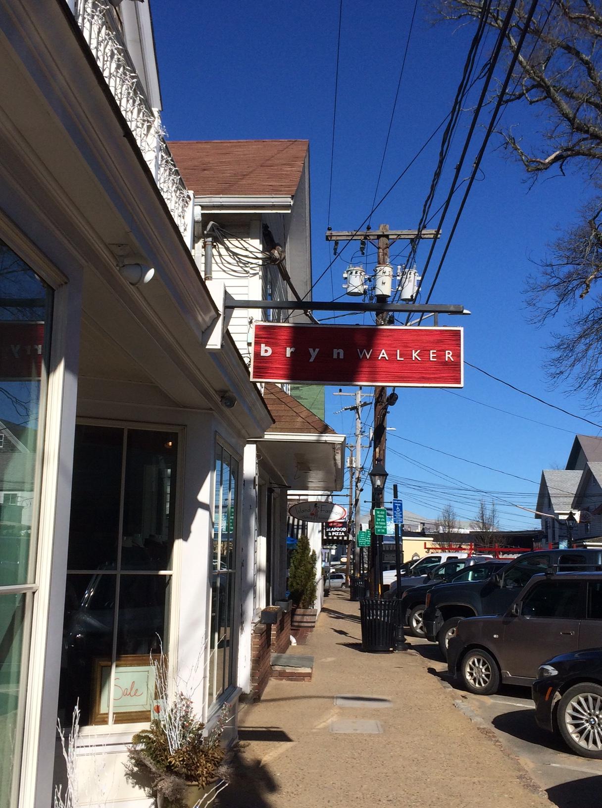 Vineyard Haven Main Street