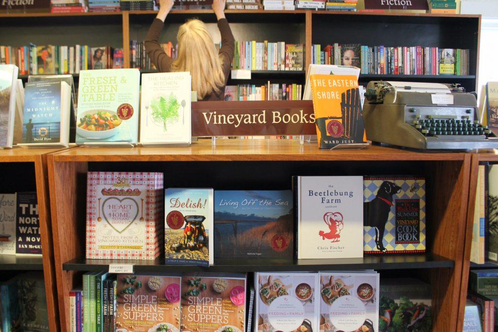 Bookstore Martha's Vineyard