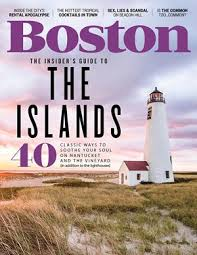 Boston Magazine Island edition