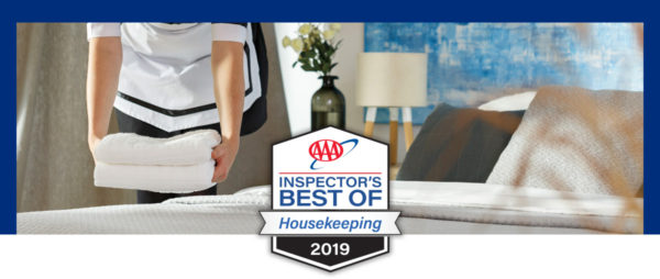 AAA Housekeeping Award Logo