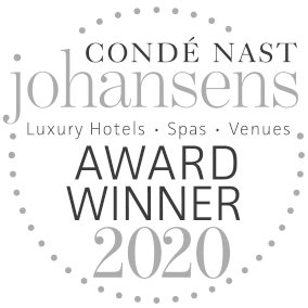 Conde Nast Travel Award Logo