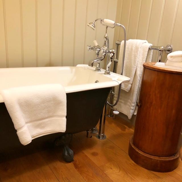 Bath Tub at Endsleigh