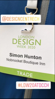 London Design Week Tag