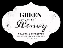Green With Renvy Travel Blog Logo