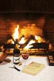 Fireplace at Nobnocket