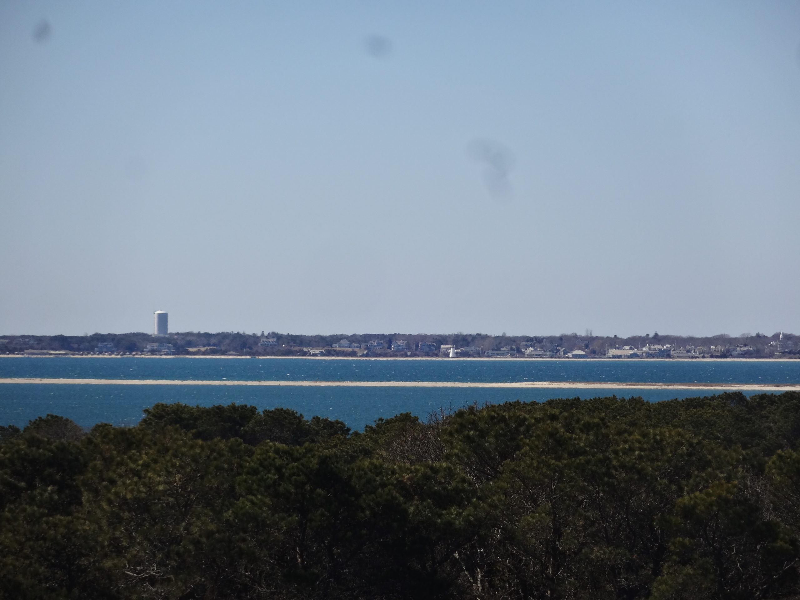 View From Cape Poge Lighthouse